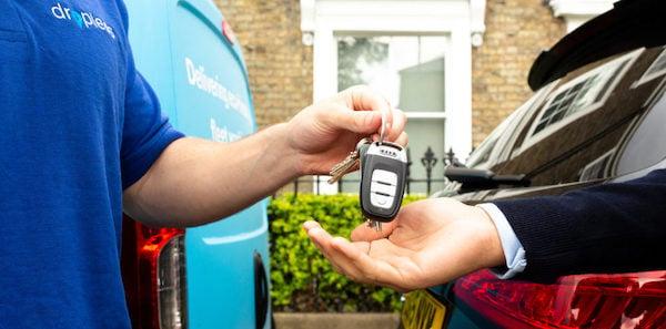dropless-car-keys
